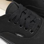 Кеды Vans Authentic Black фото- 6