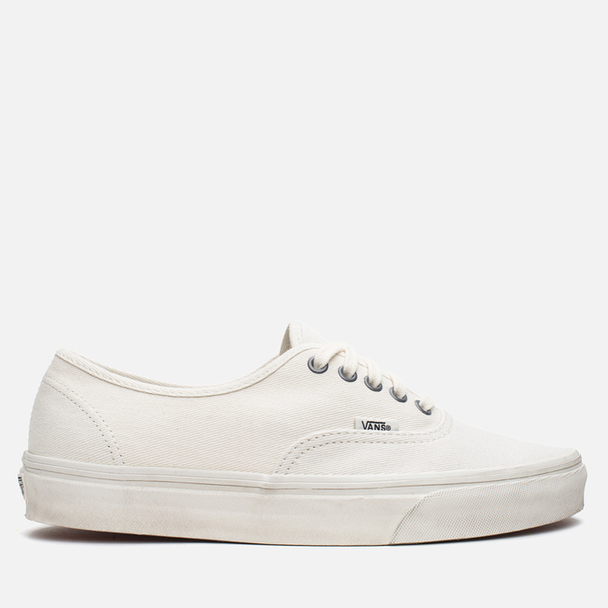 Кеды Vans Authentic Overwashed Blanc