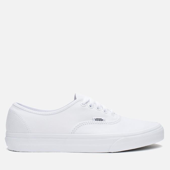 Кеды Vans Authentic True White