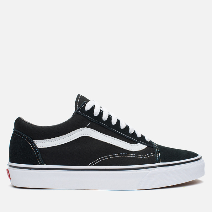Мужские кеды Vans Old Skool Black/White
