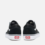 Мужские кеды Vans Old Skool Black/White фото- 3