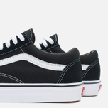 Мужские кеды Vans Old Skool Black/White фото- 7