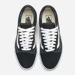 Мужские кеды Vans Old Skool Black/White фото- 4