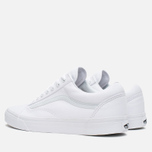 Кеды Vans Old Skool True White фото- 2