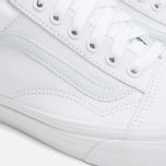 Кеды Vans Old Skool True White фото- 5