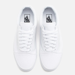 Кеды Vans Old Skool True White фото- 4