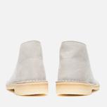 Женские ботинки Clarks Originals Desert Boot Stone Nubuck фото- 3