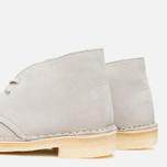 Женские ботинки Clarks Originals Desert Boot Stone Nubuck фото- 7