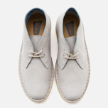 Женские ботинки Clarks Originals Desert Boot Stone Nubuck фото- 4