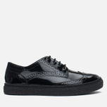 Женские ботинки Fred Perry Davies Patent Leather Black фото- 0