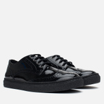 Женские ботинки Fred Perry Davies Patent Leather Black фото- 1