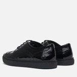Женские ботинки Fred Perry Davies Patent Leather Black фото- 2