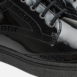 Женские ботинки Fred Perry Davies Patent Leather Black фото- 5