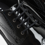 Женские ботинки Fred Perry Davies Patent Leather Black фото- 6
