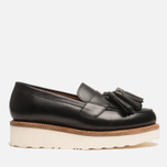 Grenson Clara Loafer Women's Shoes Black photo- 0