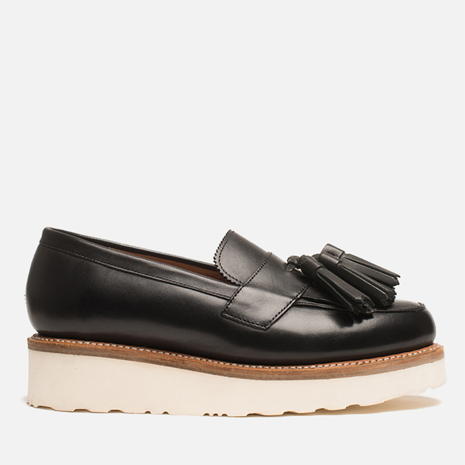 Grenson Clara Loafer Women's Shoes Black