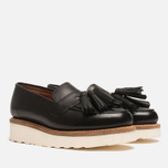 Grenson Clara Loafer Women's Shoes Black photo- 1