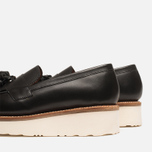 Grenson Clara Loafer Women's Shoes Black photo- 6