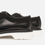 Мужские ботинки Loake x Brandshop Polished Suede Royal Brogue Black фото- 6