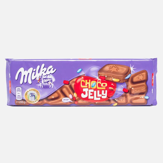 Шоколад Milka & Choco Jelly 250g