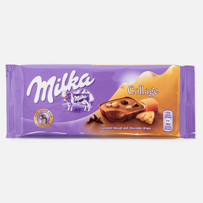 Milka Collage Fudge Сhocolate 93g
