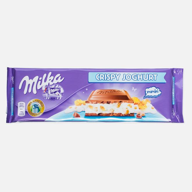 Шоколад Milka Crispy Joghurt 300g