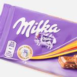 Шоколад Milka & Daim 100g фото- 1