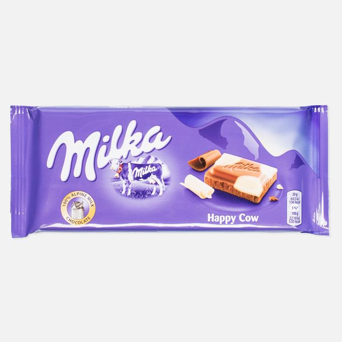 Шоколад Milka Happy Cows 100g
