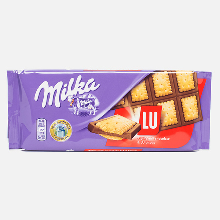 Milka & LU Chocolate 87g