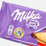 Шоколад Milka & LU 87g фото- 1