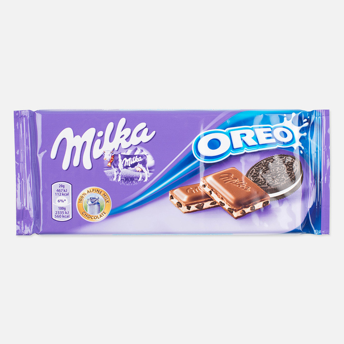 Шоколад Milka & Oreo 100g