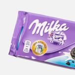 Шоколад Milka & Oreo 300g фото- 1