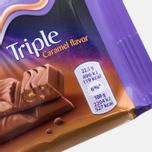 Шоколад Milka Triple Caramel 100g фото- 1