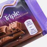 Шоколад Milka Triple Cocao 100g фото- 1