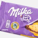 Шоколад Milka & TUC 87g фото- 1