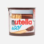 Шоколадная паста Nutella & GO Original Creamy 52g фото- 0
