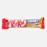 Шоколадный батончик KitKat Chunky Peanut Butter 48g фото- 0