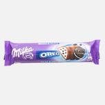 Шоколадный батончик Milka & Oreo 41g фото- 0
