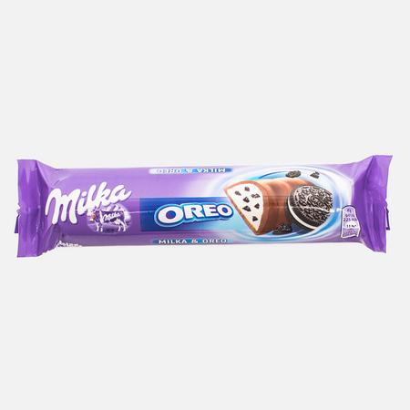Шоколадный батончик Milka & Oreo 41g