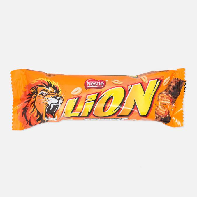 Шоколадный батончик Nestle Lion Peanut 40g