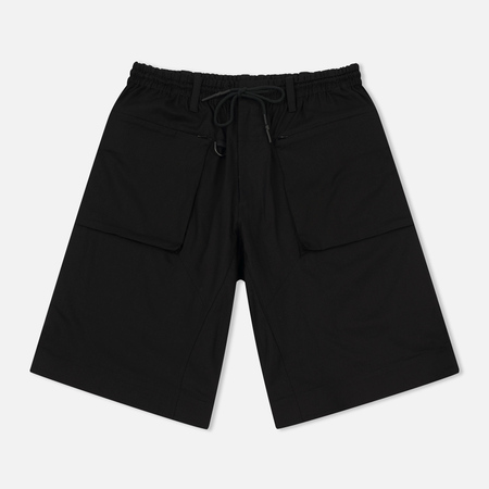 Мужские шорты Y-3 Work Short Black