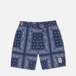 Мужские шорты adidas Originals x Neighborhood Bandanna Pt Blue фото- 0