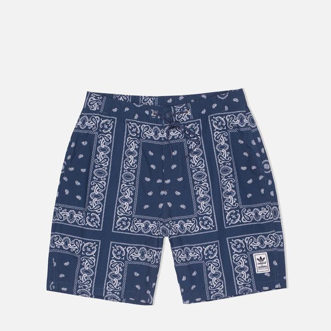 Мужские шорты adidas Originals x Neighborhood Bandanna Pt Blue