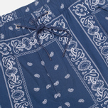 Мужские шорты adidas Originals x Neighborhood Bandanna Pt Blue фото- 2