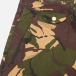 Мужские шорты Barbour Cowen Camo Olive фото- 2