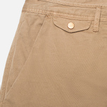 Barbour Mallon Twill Men`s Shorts Stone photo- 2