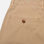 Barbour Mallon Twill Men`s Shorts Stone photo- 3