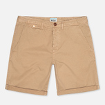 Barbour Mallon Twill Men`s Shorts Stone photo- 0