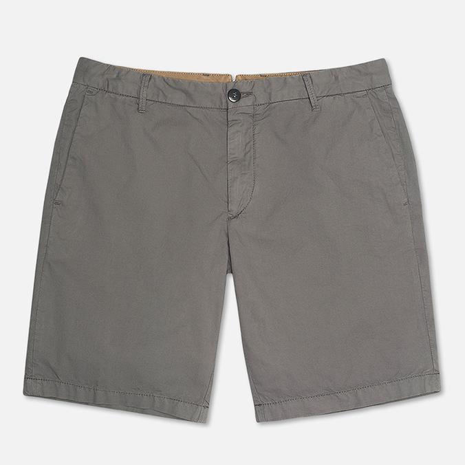 Мужские шорты C.P. Company Stretch Ottoman Bermuda Dark Grey
