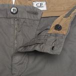 Мужские шорты C.P. Company Stretch Ottoman Bermuda Dark Grey фото- 3